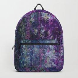 nocturnal bloom Backpack