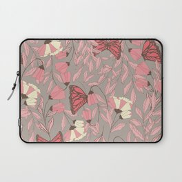 Monarch garden 007 Laptop Sleeve