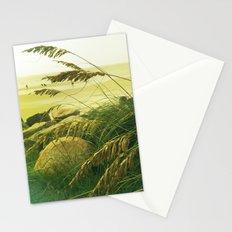 Beach Grass - Fripp Island, South Carolina Stationery Cards