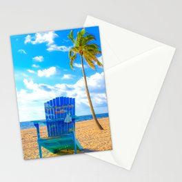 Pull Up A Seat Stationery Cards
