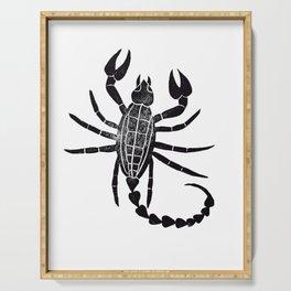 Scorpion Serving Tray