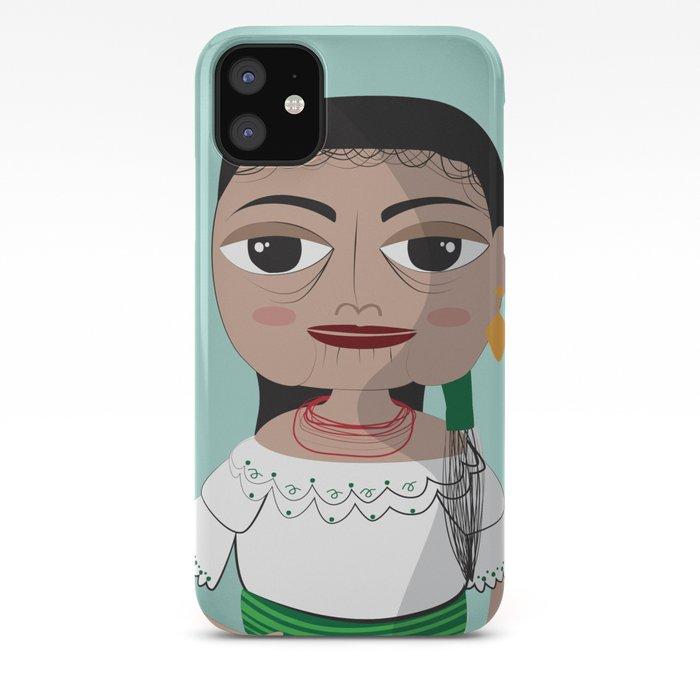 Otavalo women iPhone Case