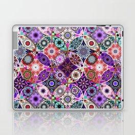 Moroccan bazaar | purple Laptop & iPad Skin