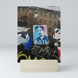 Asyl Mini Art Print