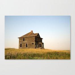 Wayburn Farm House Canvas Print