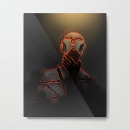 Despair And Hope Metal Print