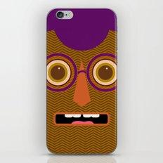 PumkinFrank iPhone & iPod Skin