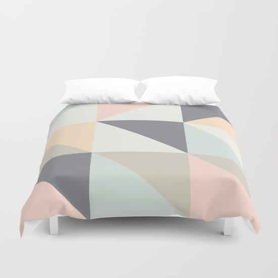 Lounge Pasteles Duvet Cover