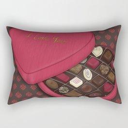 Sweet, Sweet Love Rectangular Pillow