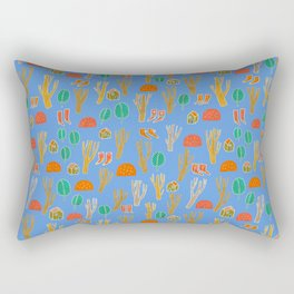 Pattern Project #3 / Forest Life Rectangular Pillow