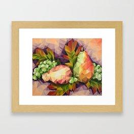 Chardonnay Framed Art Print