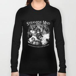 Steaming Mad Boiler Repair Long Sleeve T-shirt
