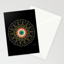 Exilio Interior (interior exile) Stationery Cards