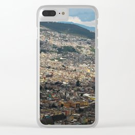 # 278 Clear iPhone Case