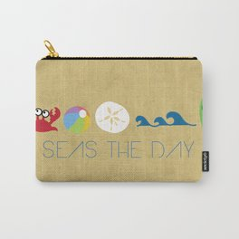 Seas the Day Carry-All Pouch