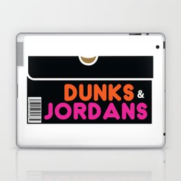Dunks & Jordans Laptop & iPad Skin