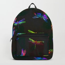 fly fly dragonfly i Backpack