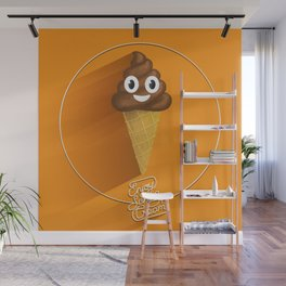 ScheißCream™  // icecream Wall Mural