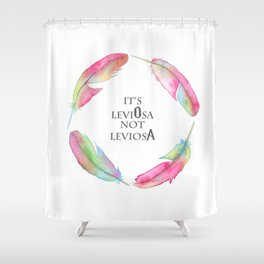 LeviOsa Shower Curtain