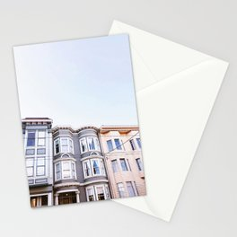 San Francisco Victorians Stationery Cards