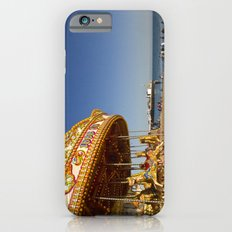 Golden Carousel at the Beach Slim Case iPhone 6s