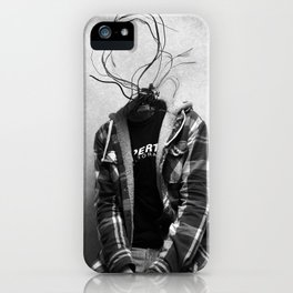 Wireframe iPhone Case