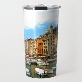 Portovenere, Italy Travel Mug
