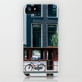 A Day in Amsterdam iPhone Case