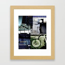 The Luscious and the Painterly Framed Art Print