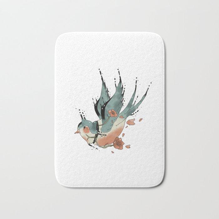 Swallow  Bath Mat