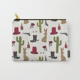 Western Repeat Carry-All Pouch