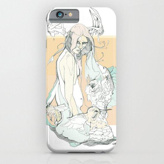 huni bee iPhone & iPod Case