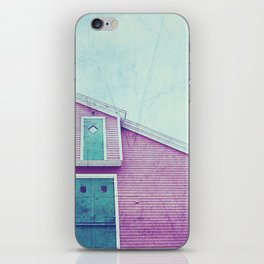 Old Fish Factory iPhone Skin