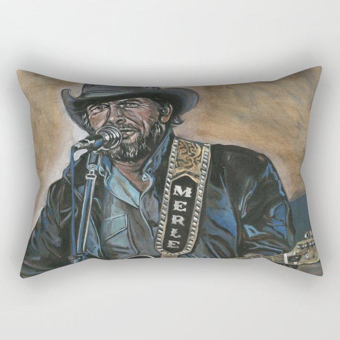 Haggard Rectangular Pillow