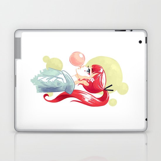 Bubblegum Laptop & iPad Skin