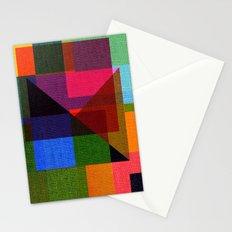 fantasy rug Stationery Cards