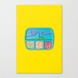 Sprinkle Party Canvas Print