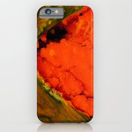 Thermal ecosystem iPhone Case