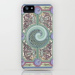 The Ninth Wave iPhone Case