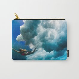 Under a Water Sky Carry-All Pouch