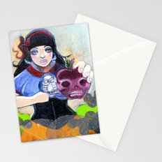 Watch Out For Them Bad Apples Stationery Cards