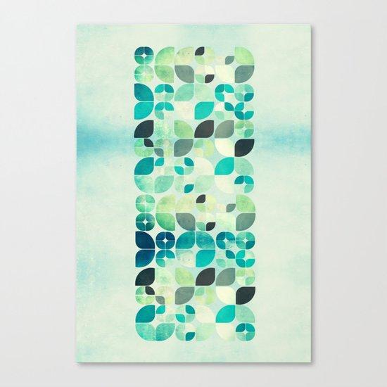 Wintery Canvas Print