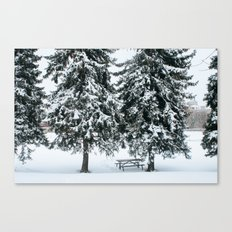 Gathering Point Canvas Print