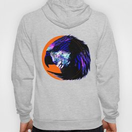 Bird Circle Color Hoody