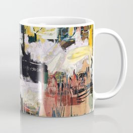 Basquiat World Coffee Mug