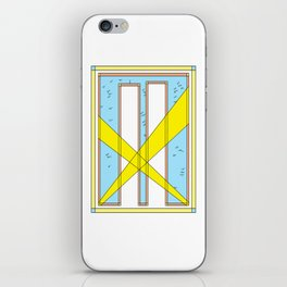 3 Weeks After Paradise - a 9/11 tribute iPhone Skin