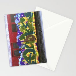 QUONE Train Piece Stationery Cards