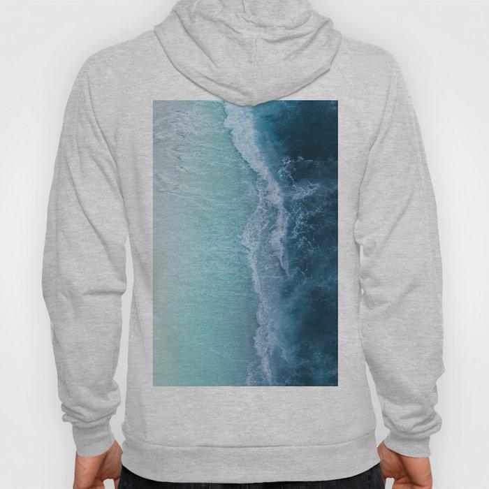 Turquoise Sea Hoodie