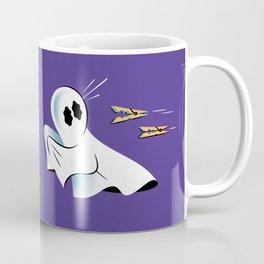 A Fearful Phantom (Purple) Coffee Mug