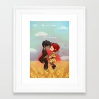 transistor Framed Art Prints featuring Transistor by gohe1090